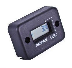 Выносной бесконтактный индуктивный цифровой тахометр со встроенной функцией счетчика моточасов ТС-012